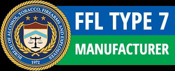 FFL type 7 manufacturer certified